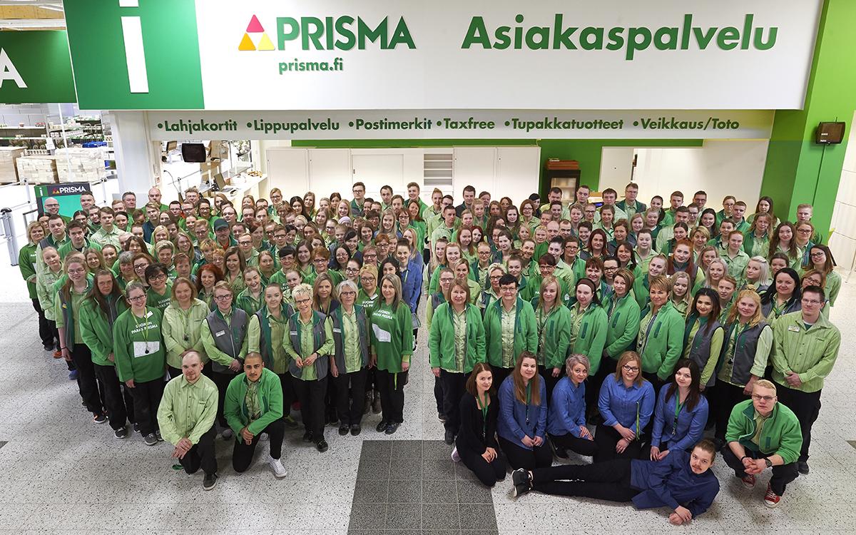 Kuopio alko prisma