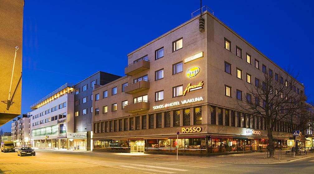 Joensuu Hotelli