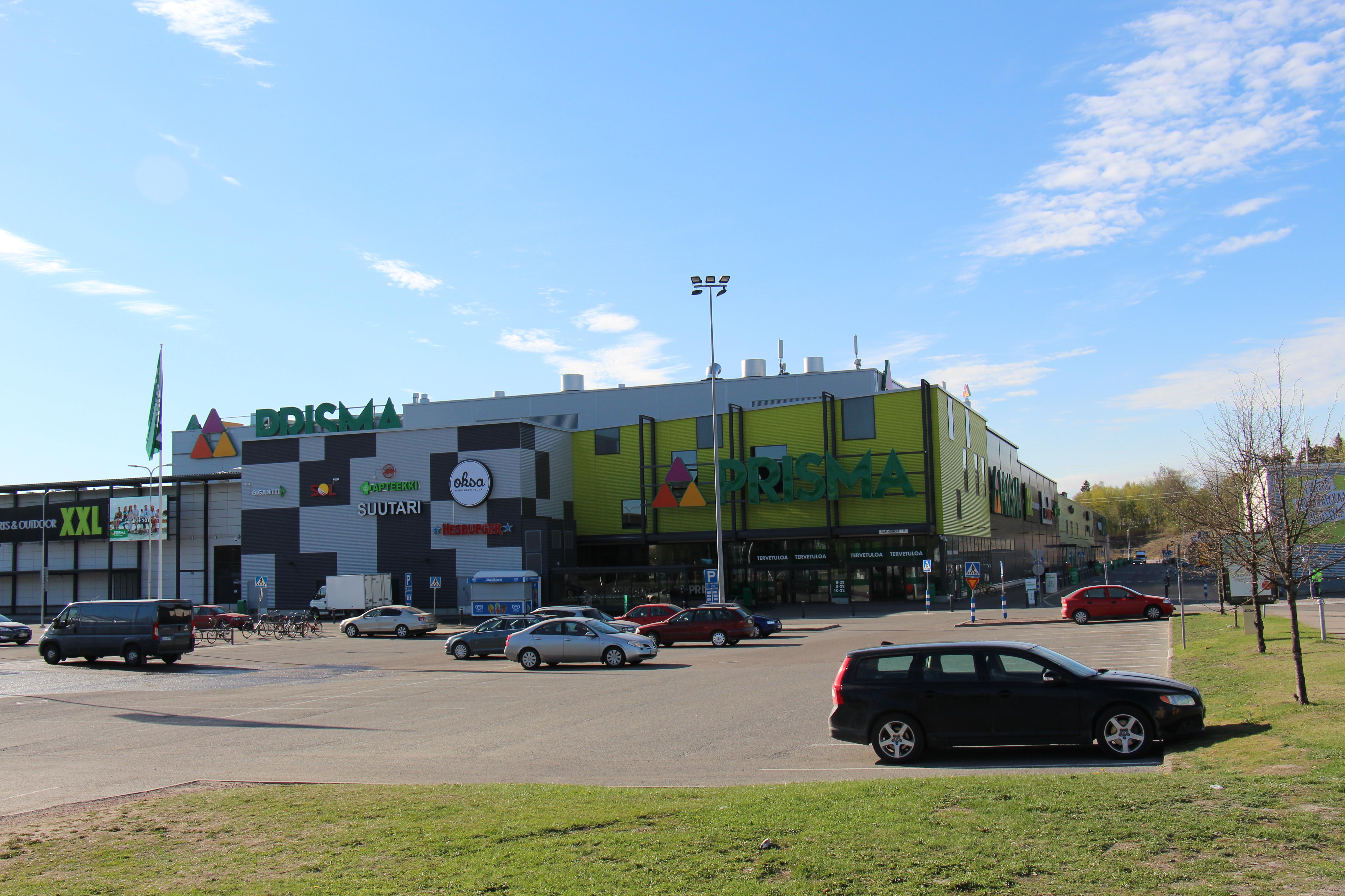 Prisma - Tampere Kaleva