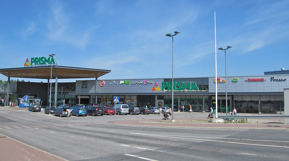 Prisma  Tampere Linnainmaa