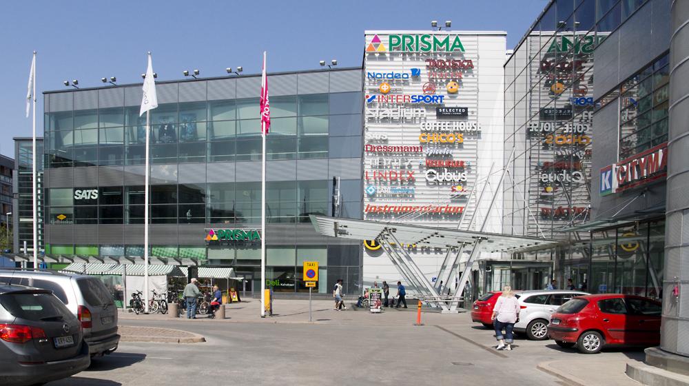 Shoppaile itsesi pyörryksiin Lappeenrannan ja Imatran kaupoissa
