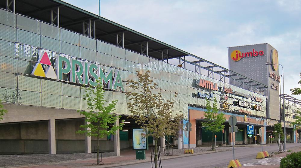 Prisma Jumbo Vantaa
