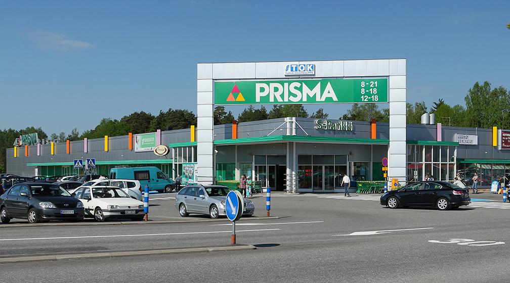 Prisma - Kaarina Piispanristi