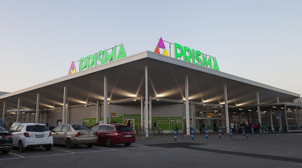 Prisma Turku Itäharju
