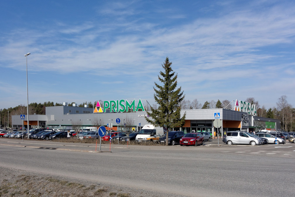 Prisma Kirkkonummi