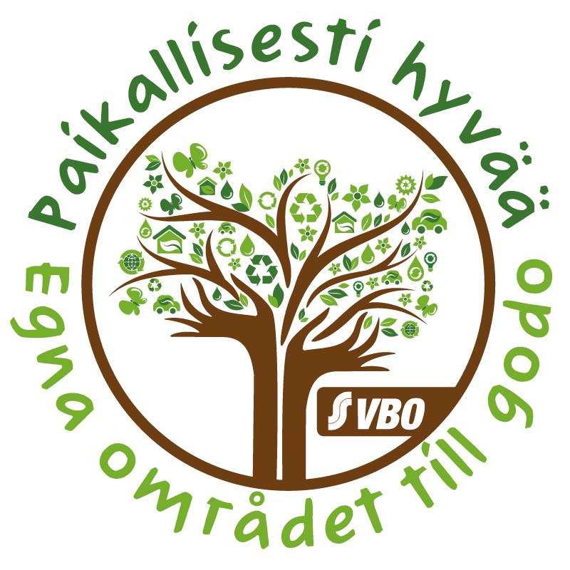 Varuboden-Osla tekee Paikallisesti hyvää, 100 000 € lisälahjoitus omalle alueelle. Yhteensä noin 300 000 € tukea paikallisille toimijoille vuonna 2015.