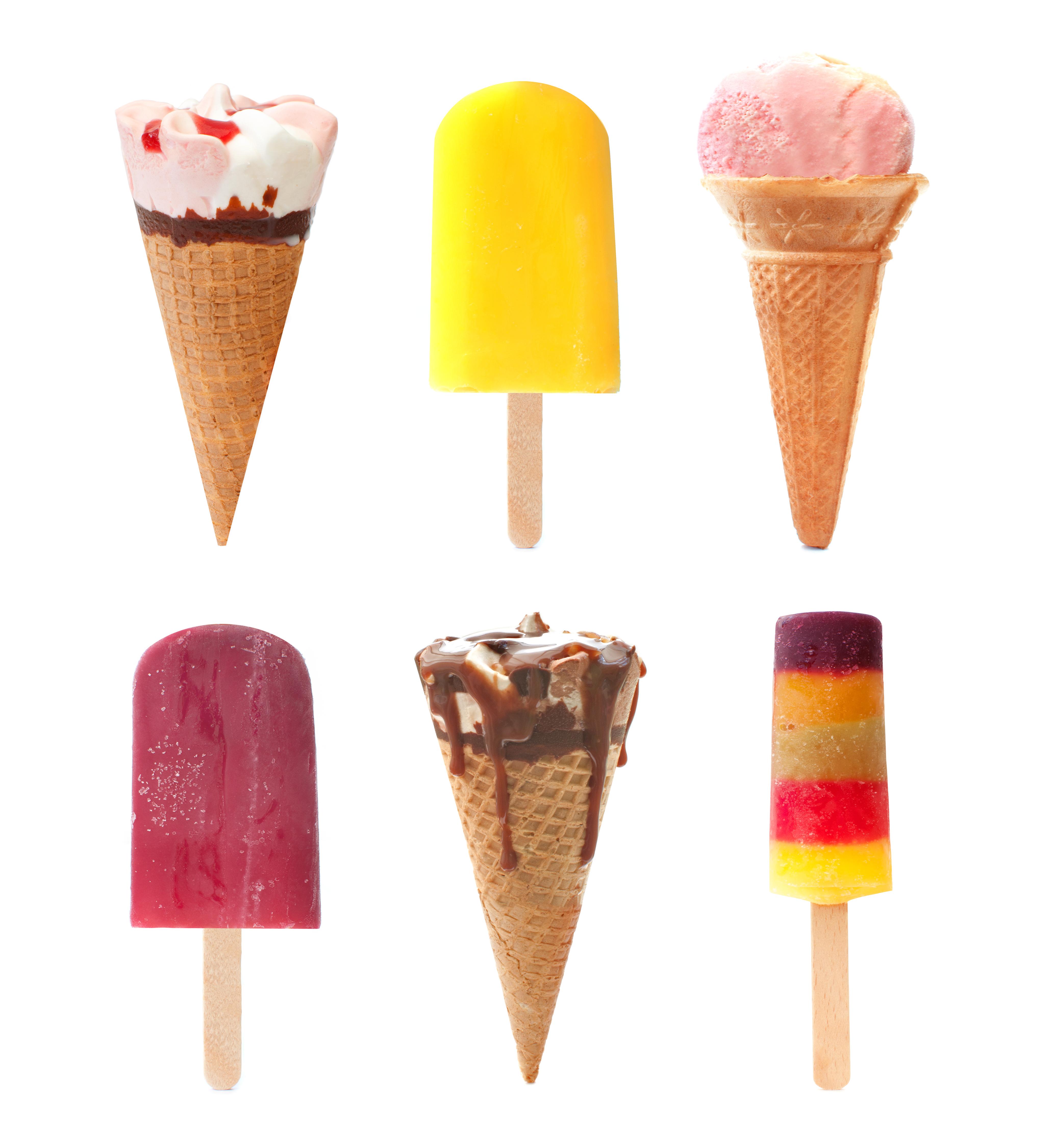 Livlig start på sommarens glassäsong