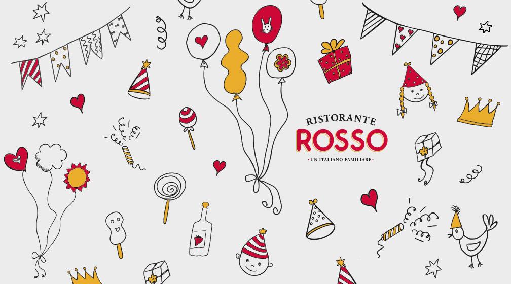 Rosson uudistunut lastenjuhlapaketti