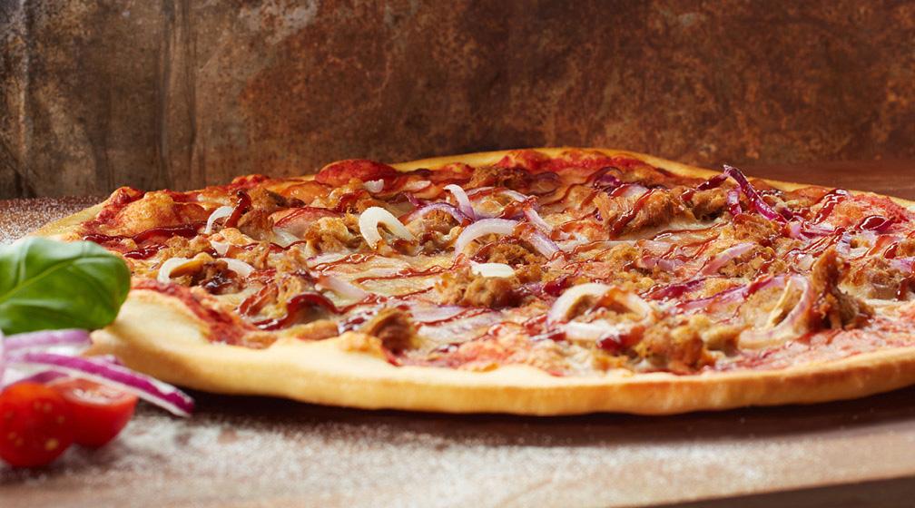 Uusi kesäinen kausimaku PizzaBuffassa
