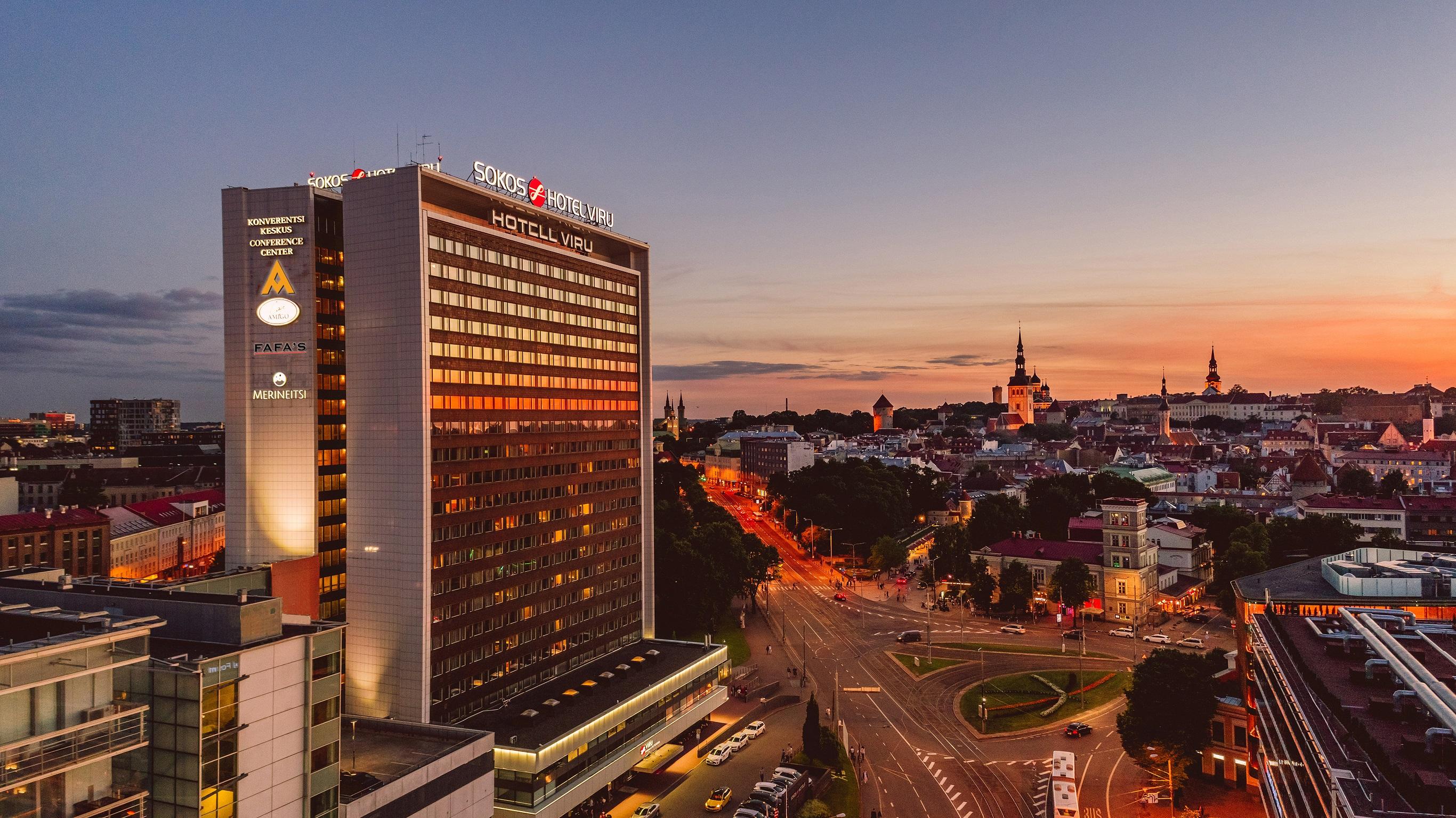 Sokos Hotel Viro