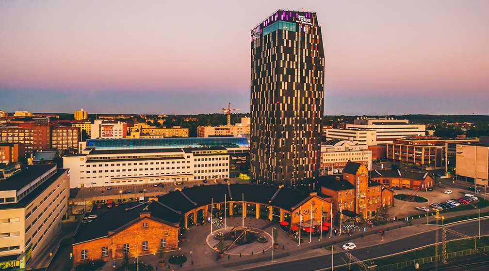 S Hotelli Tampere