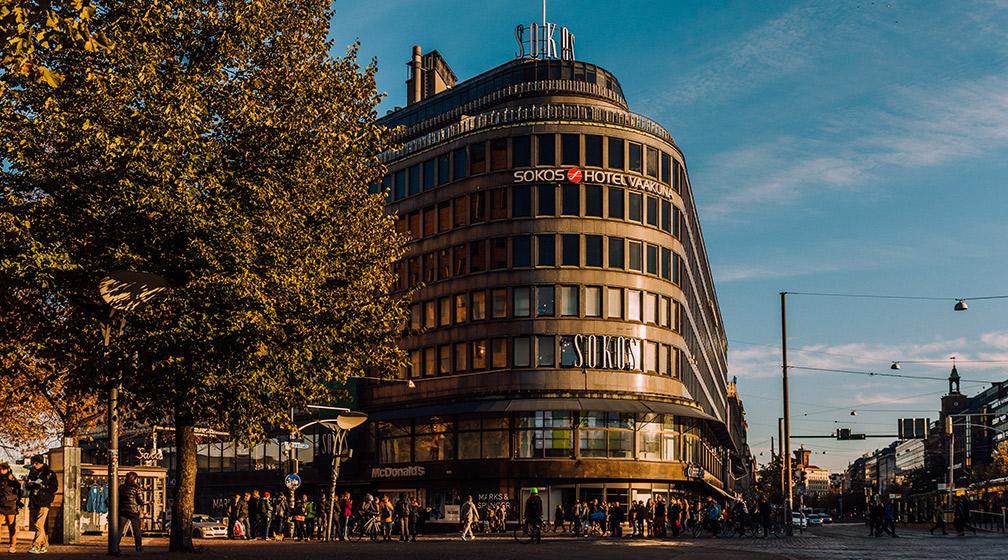 Original Sokos Hotel Vaakuna| Hotelli Helsinki - sokoshotels.fi