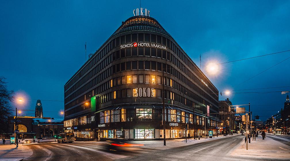 Sokos Hotel Original Helsinki