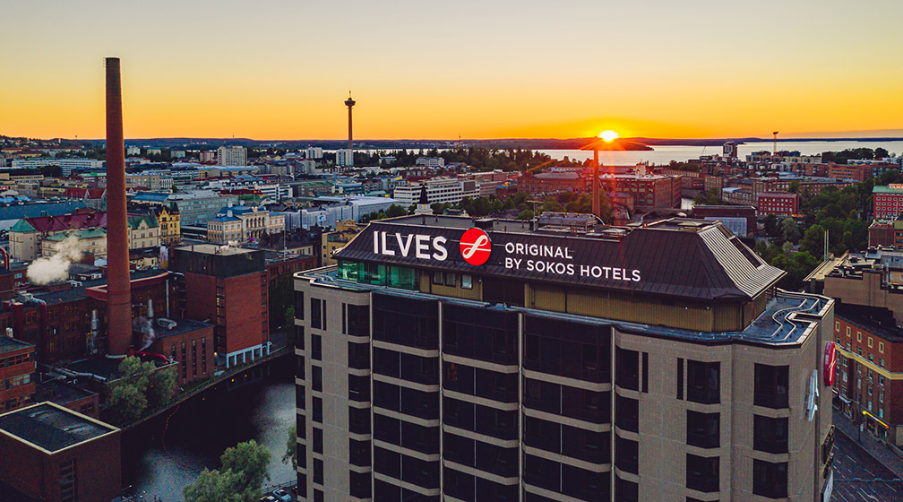Sokos Hotel Ilves Tampere