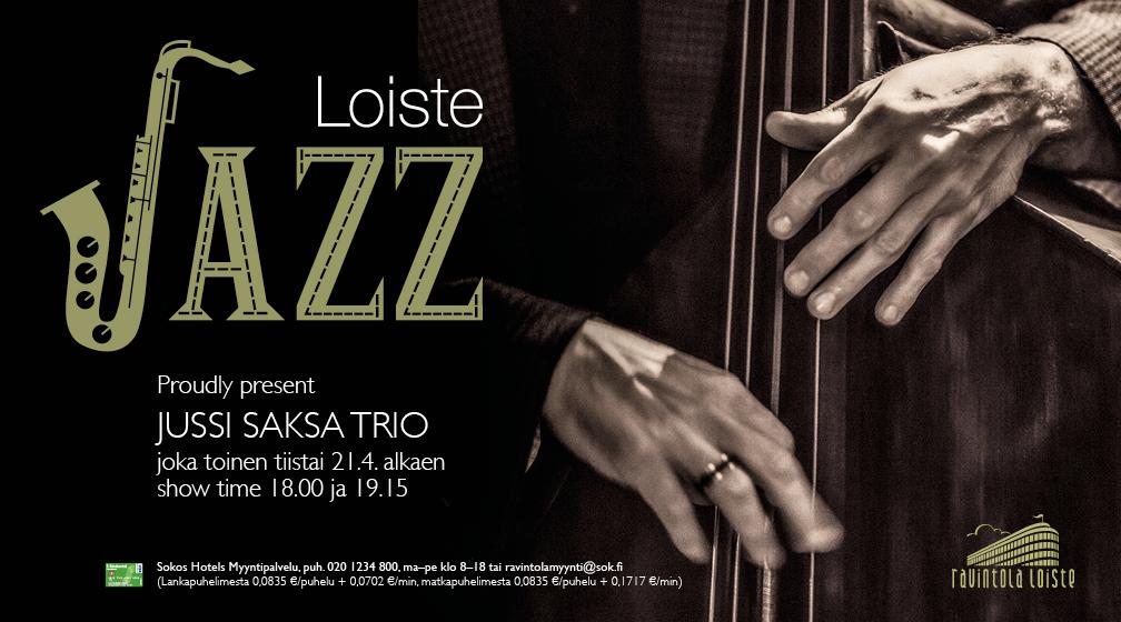 Loisteen Live Jazz