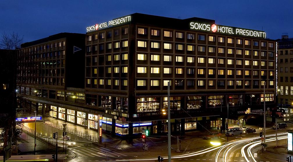Original Sokos Hotel Presidentti Hotelli Helsinki