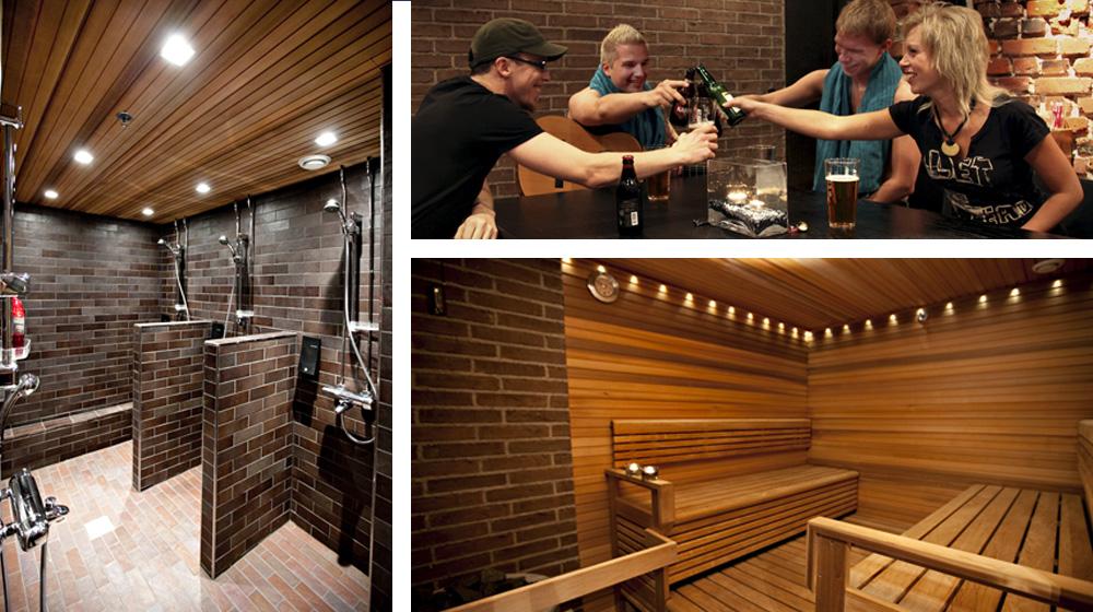 Sunnuntai sauna is back!