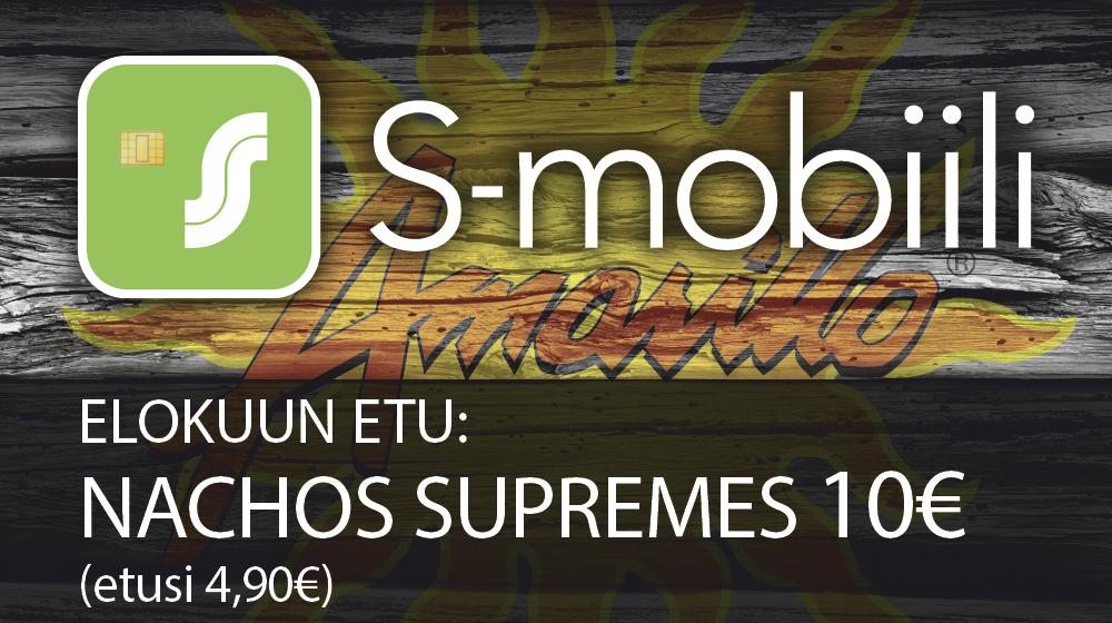 Nachos Supremes vain 10€