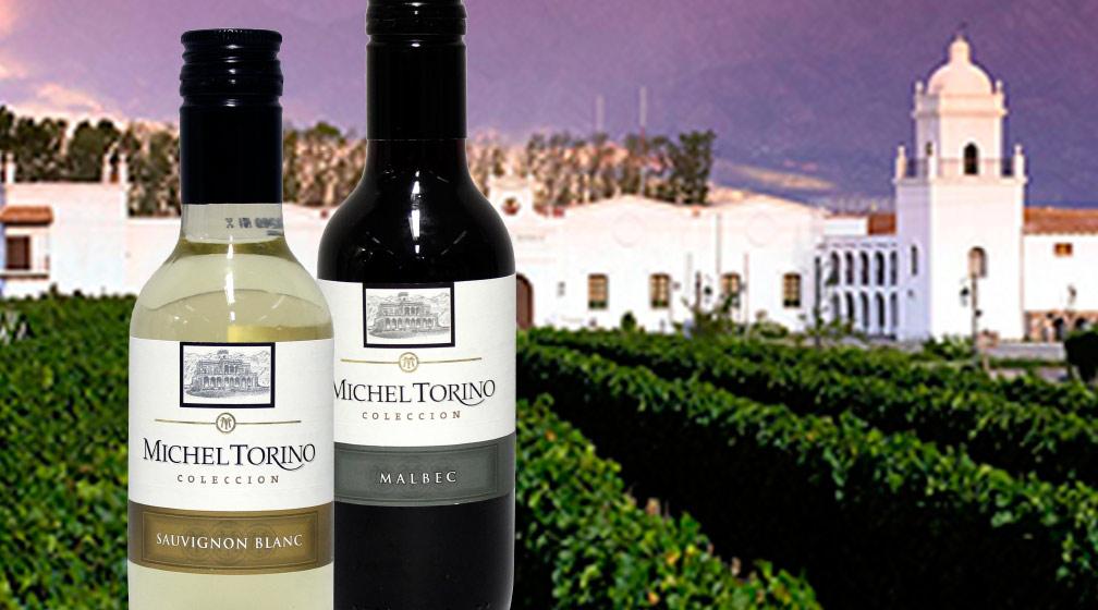 Kesäetu S-Etukortilla: Michel Torino puna- tai valkoviini 18,75 cl 6,00 €
