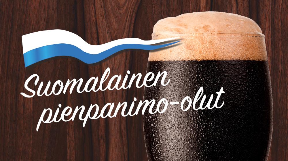 Loppuvuoden kotimainen pienpanimo-olut: Plevna/Mallaskoski Sugu Porter