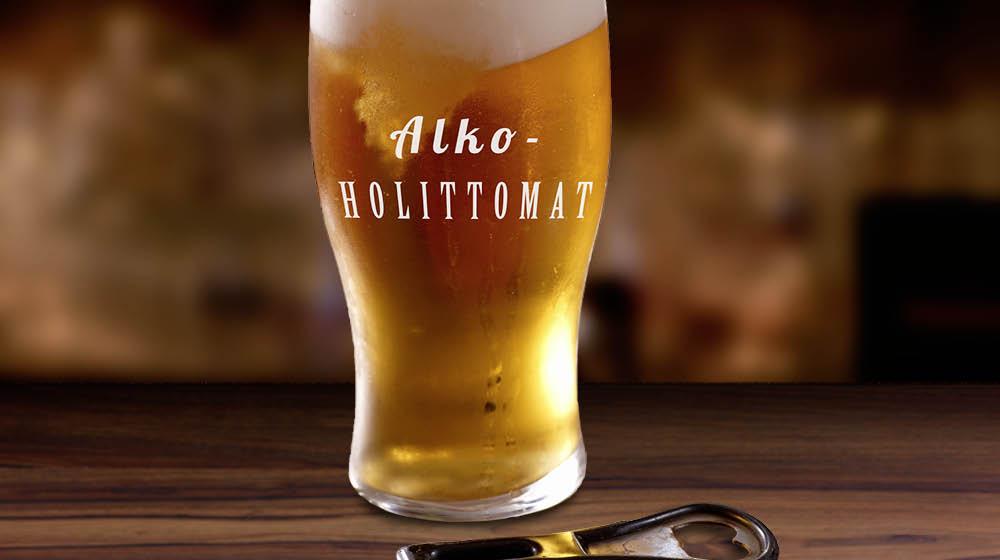 Tule nauttimaan alkoholittomia juotavia OlutHuoneisiin tammikuussa!