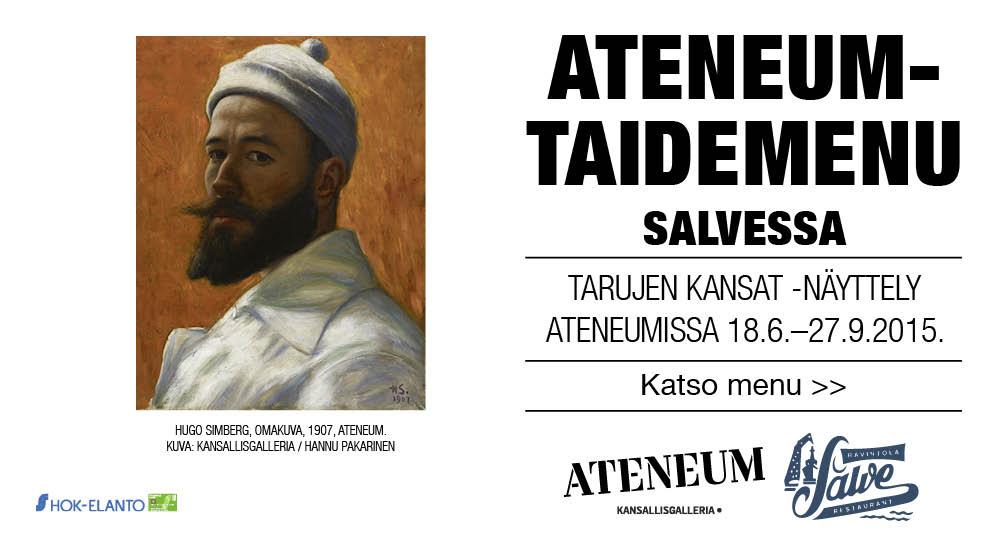 Salve Ateneum taidemenu