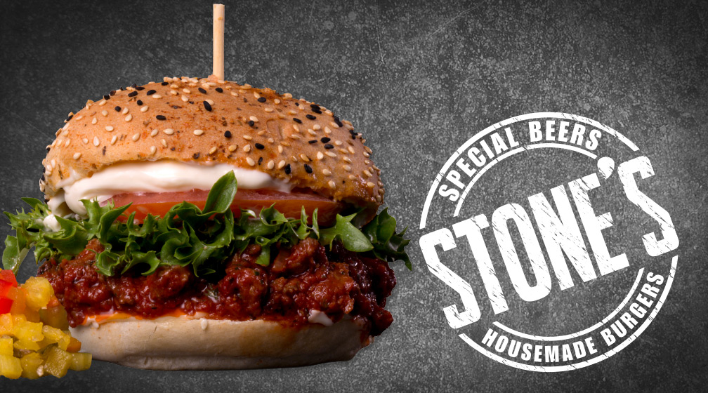 Burger And Beer Newcomers @ Stone's!
