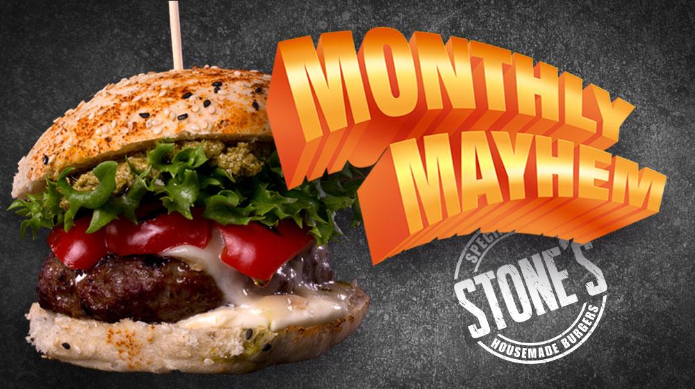 Monthly Mayhem @ Stone's