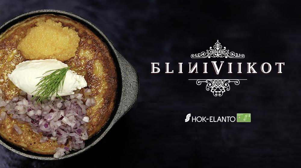 Ravintola Salven bliniviikot 1.1.-29.2.