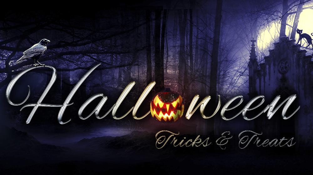 Halloween Tricks & Treats Party 2014