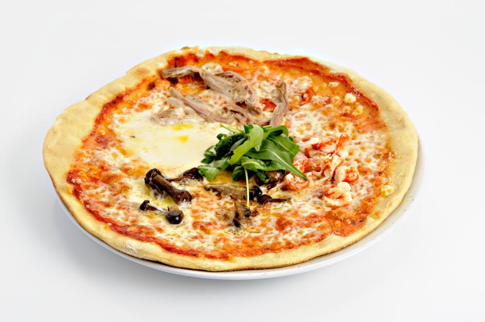 Lounaslista uudistui: Nyt myös pitsatiistai!
