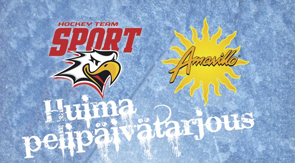 Kom till Vasa Amarillo och äta på Sports hemmamatchdagar