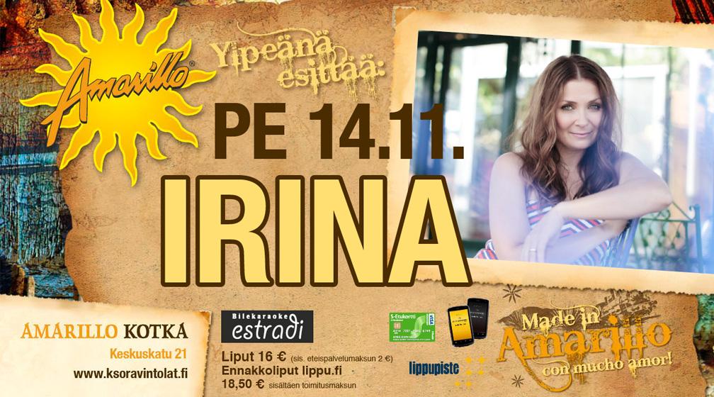 Amarillo Kotka: Irina
