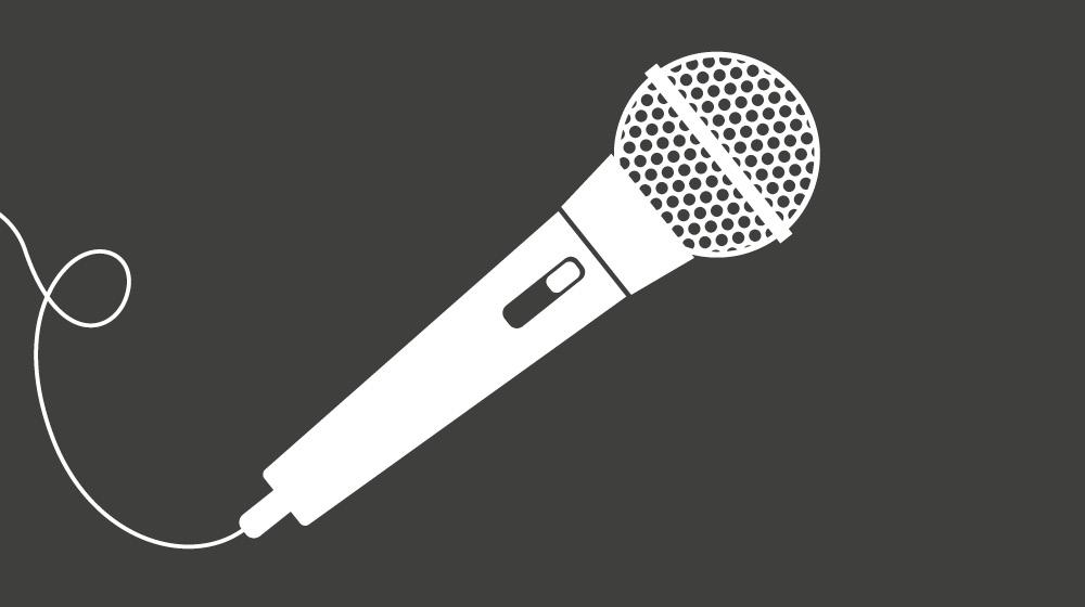 Pojan karaoke!