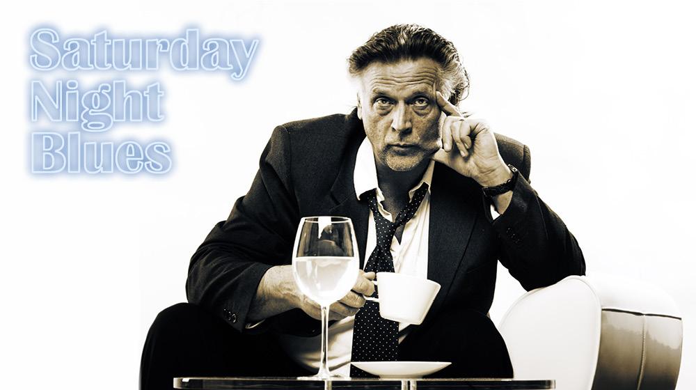 Saturday Night Blues Kivenheitossa 19.11.