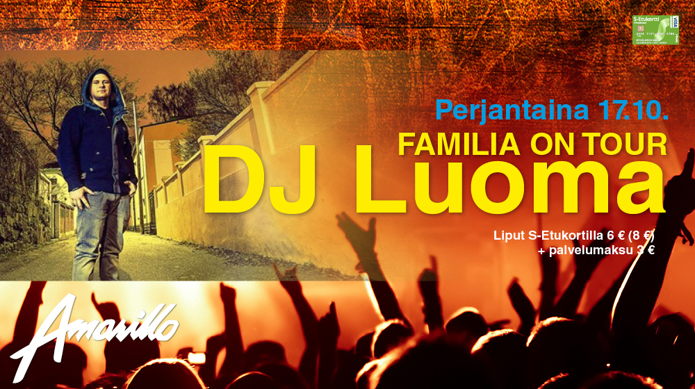 Familia on Tour DL Luoma