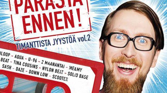 Lohjan Amarillosssa Matti Airaksinen 2.4.2015