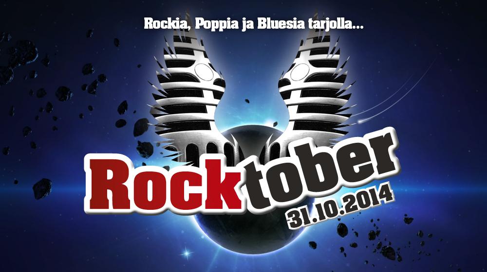 Rocktober @ Rikala Bar&Grill 31.10.