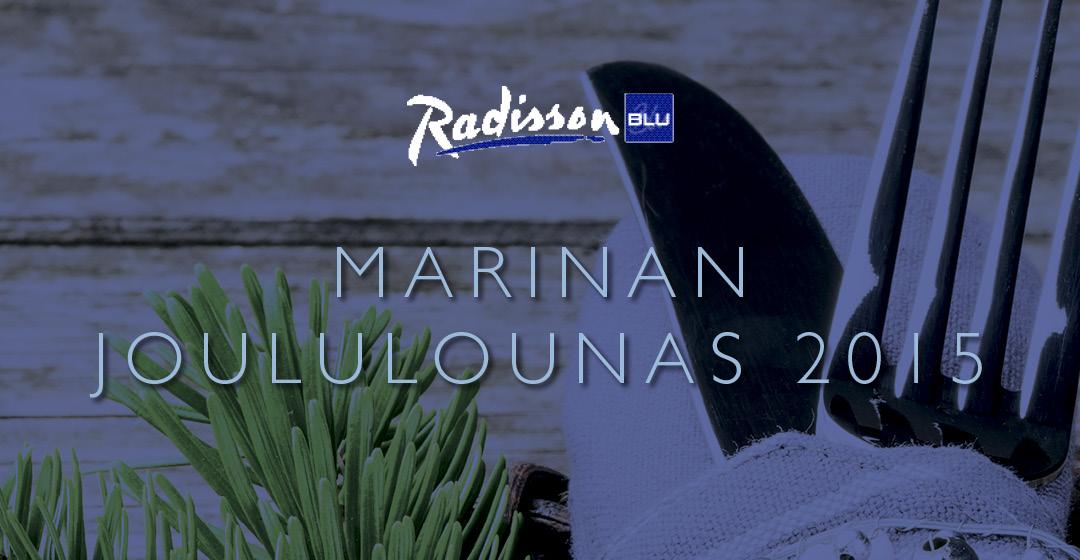 Joululounas Marinassa