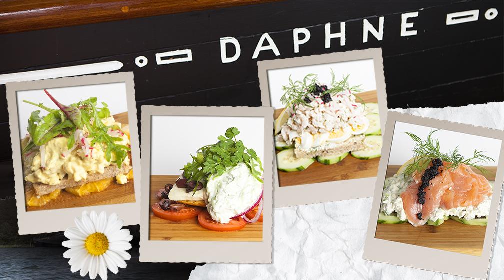 Daphne leivät