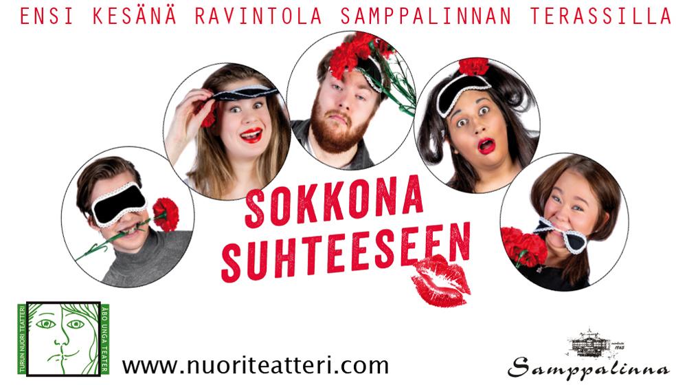 Vauhdikas musiikkihupailu Samppalinnassa!