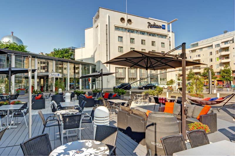 Grill it! Helsinki Summer Terrace!