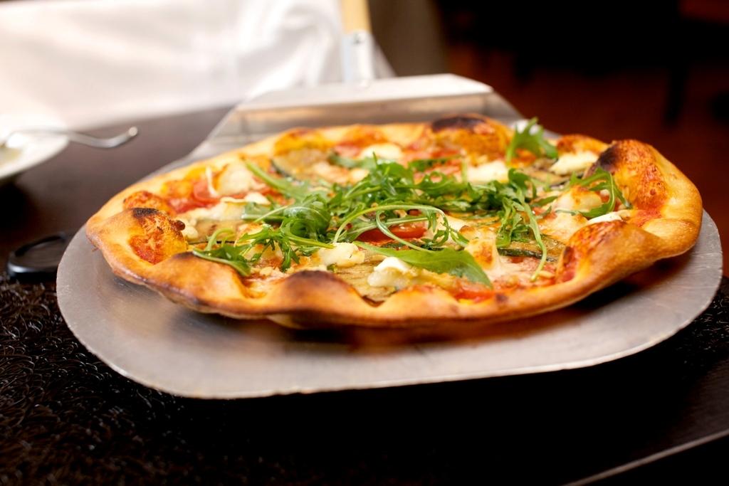 Albert ultra tasty pizza