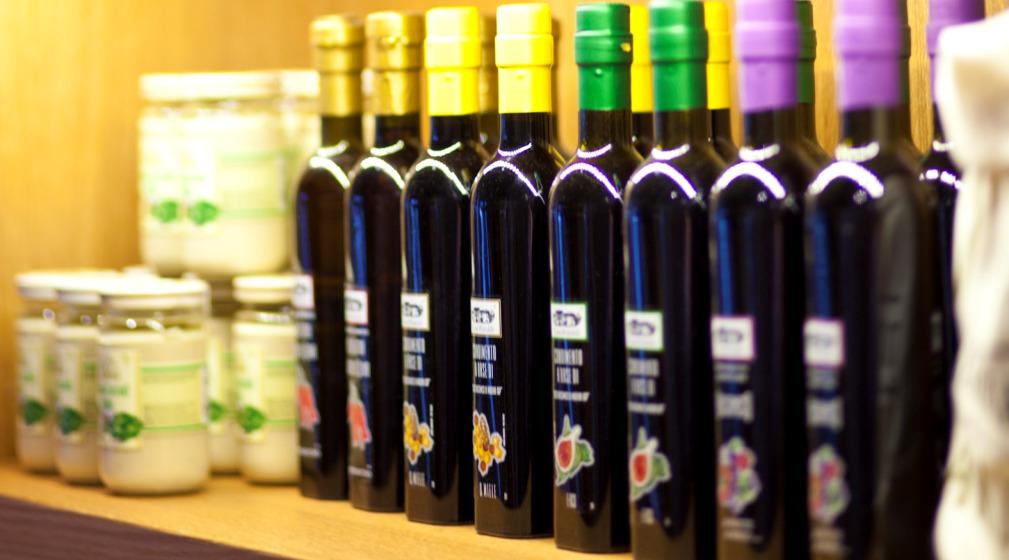 Trattorian herkkukaupasta löydät aidot italialaiset tuotteet