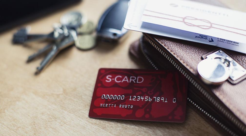 Syyskuun S-card etu