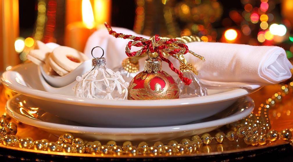 Kitzensin joulupöytä kruunaa juhlahetken