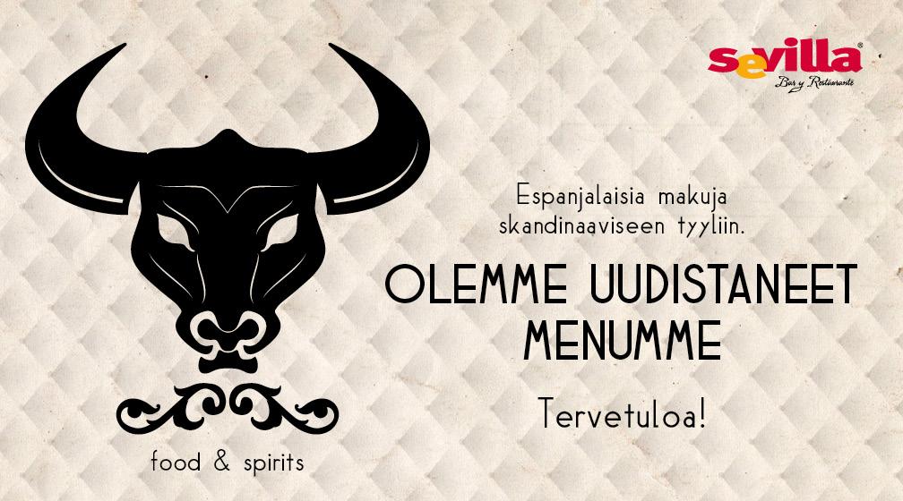 Sevillan ruokalistaan puhaltaa skandinaaviset tuulet