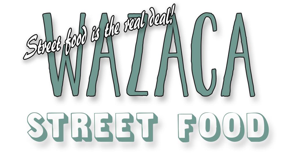 WAZACA Street Food MENU