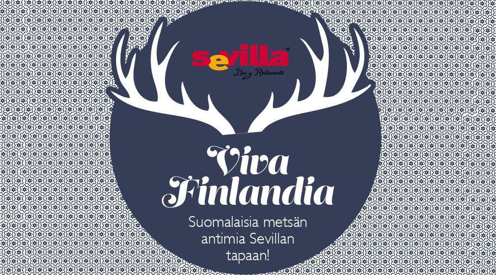 Sevillan Viva Finlandia