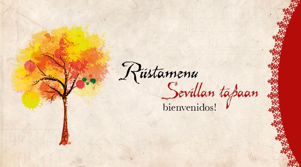 Sevillan riistamenu